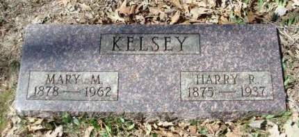 CUNNINGHAM KELSEY, MARY MAUDE - Madison County, Iowa | MARY MAUDE CUNNINGHAM KELSEY