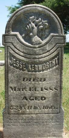 KENWORTHY, JESSE - Madison County, Iowa | JESSE KENWORTHY