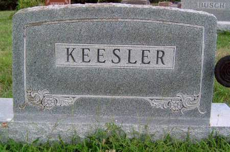 KEESLER, FAMILY STONE - Madison County, Iowa | FAMILY STONE KEESLER
