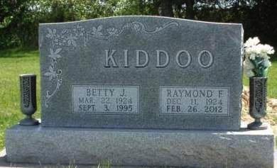 KIDDOO, RAYMOND FLOYD (SHORTY) - Madison County, Iowa | RAYMOND FLOYD (SHORTY) KIDDOO