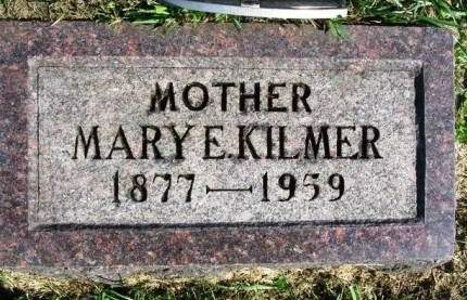 KILMER, MARY ELIZABETH - Madison County, Iowa | MARY ELIZABETH KILMER