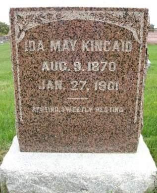 SIMPSON KINCAID, IDA MAY - Madison County, Iowa | IDA MAY SIMPSON KINCAID