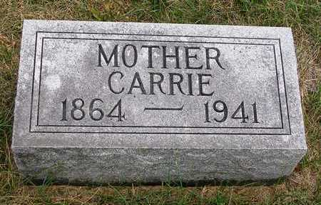 KING, CARRIE E. - Madison County, Iowa | CARRIE E. KING