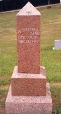 KINCAID KING, PERMELIA  JANE - Madison County, Iowa | PERMELIA  JANE KINCAID KING