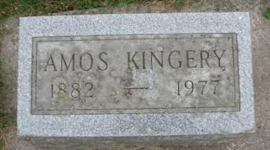 KINGERY, AMOS - Madison County, Iowa | AMOS KINGERY