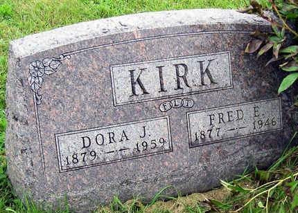 KIRK, DORA JANE - Madison County, Iowa | DORA JANE KIRK