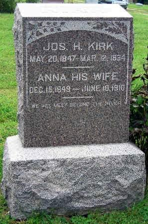 KIRK, ANNA H. - Madison County, Iowa | ANNA H. KIRK