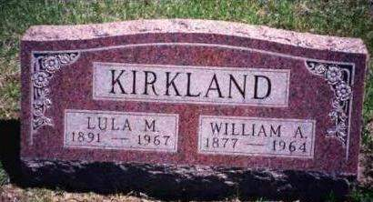 KIRKLAND, WILLIAM ANDERSON - Madison County, Iowa | WILLIAM ANDERSON KIRKLAND