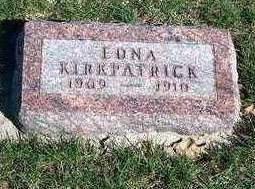 KIRKPATRICK, EDNA MARIE - Madison County, Iowa | EDNA MARIE KIRKPATRICK