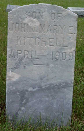 KITCHELL, GEORGE - Madison County, Iowa | GEORGE KITCHELL