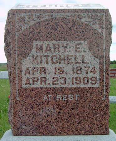 KITCHELL, MARY E. - Madison County, Iowa | MARY E. KITCHELL