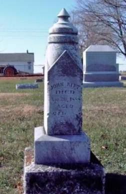 KITT, JOHN - Madison County, Iowa   JOHN KITT