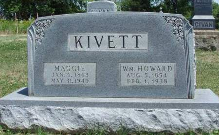 KIVETT, MARGARET (MAGGIE) - Madison County, Iowa | MARGARET (MAGGIE) KIVETT
