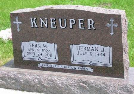 KNEUPER, FERN MAXINE - Madison County, Iowa | FERN MAXINE KNEUPER