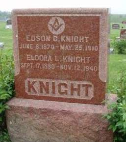 KNIGHT, EDSON CLAIR - Madison County, Iowa | EDSON CLAIR KNIGHT