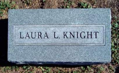 KNIGHT, LAURA LEE / LEANN - Madison County, Iowa | LAURA LEE / LEANN KNIGHT