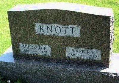 KNOTT, MILDRED ELLEN - Madison County, Iowa | MILDRED ELLEN KNOTT