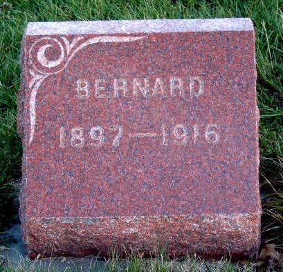KNOX, BERNARD MYRON - Madison County, Iowa | BERNARD MYRON KNOX