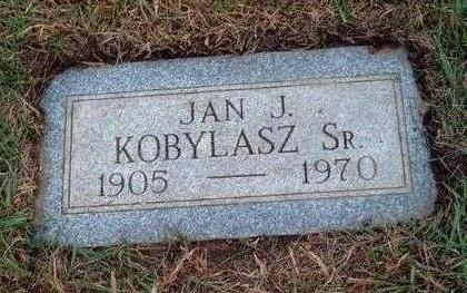 KOBYLASZ, JAN J. SR. - Madison County, Iowa | JAN J. SR. KOBYLASZ