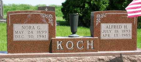KOCH, ALFRED HERBERT - Madison County, Iowa | ALFRED HERBERT KOCH
