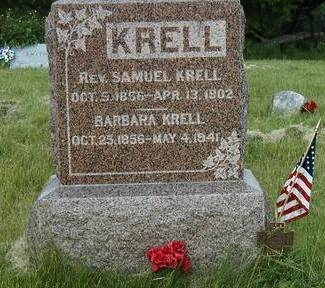 KRELL, SAMUEL - Madison County, Iowa | SAMUEL KRELL