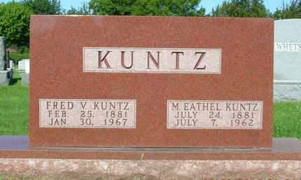 KUNTZ, MARY ETHEL - Madison County, Iowa | MARY ETHEL KUNTZ
