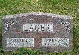 LAGER, HERMAN HENRY - Madison County, Iowa | HERMAN HENRY LAGER