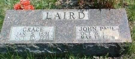 LAIRD, JOHN PAUL - Madison County, Iowa | JOHN PAUL LAIRD