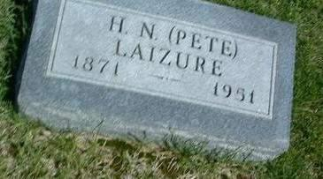 LAIZURE, HIRAM N. (PETE) - Madison County, Iowa | HIRAM N. (PETE) LAIZURE