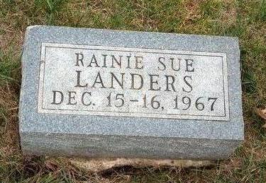 LANDERS, RAINIE SUE - Madison County, Iowa | RAINIE SUE LANDERS