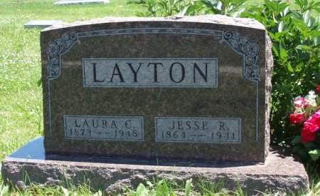 LAYTON, LAURA CATHERINE - Madison County, Iowa | LAURA CATHERINE LAYTON