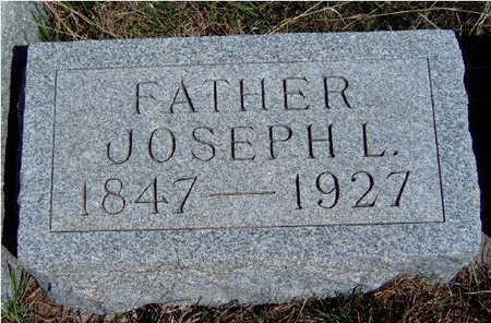 LEDLIE, JOSEPH LYLE - Madison County, Iowa   JOSEPH LYLE LEDLIE