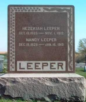 LEEPER, NANCY - Madison County, Iowa | NANCY LEEPER