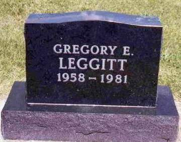 LEGGITT, GREGORY E. - Madison County, Iowa | GREGORY E. LEGGITT