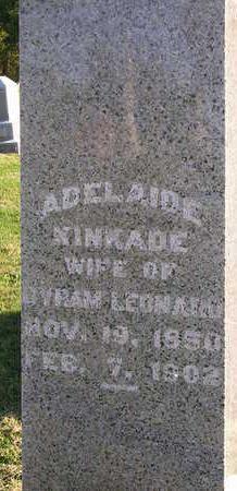 LEONARD, ADELAIDE C. - Madison County, Iowa | ADELAIDE C. LEONARD