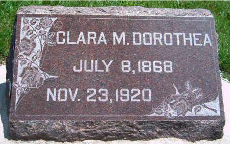 STORCK LIENEMANN, CLARA MARIE DORTHEA - Madison County, Iowa | CLARA MARIE DORTHEA STORCK LIENEMANN