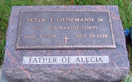 LIENEMANN, PETER THOMAS, JR. - Madison County, Iowa | PETER THOMAS, JR. LIENEMANN