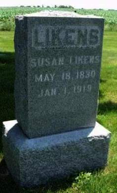 LIKENS, SUSAN - Madison County, Iowa | SUSAN LIKENS