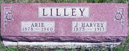 LILLEY, JAMES HARVEY - Madison County, Iowa | JAMES HARVEY LILLEY
