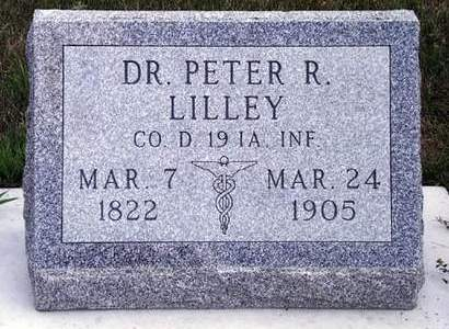 LILLEY, PETER RATSCHELER - Madison County, Iowa | PETER RATSCHELER LILLEY