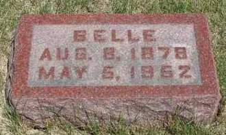 LILLIBRIDGE, BELLE M. - Madison County, Iowa | BELLE M. LILLIBRIDGE