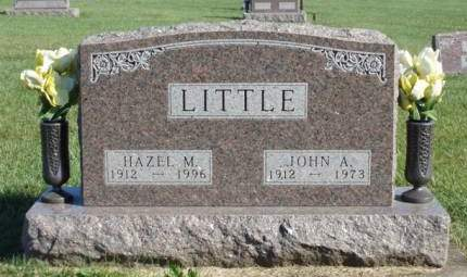 LITTLE, JOHN ARTHUR - Madison County, Iowa | JOHN ARTHUR LITTLE