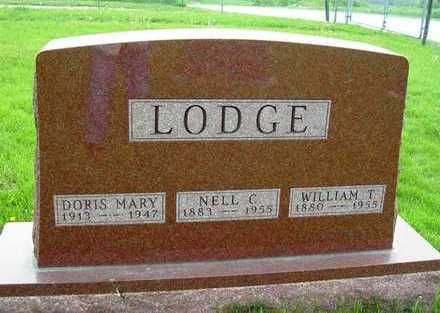 LODGE, AGNES ELLEN (NELL) - Madison County, Iowa | AGNES ELLEN (NELL) LODGE