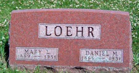 LOEHR, MARY LOUISA - Madison County, Iowa | MARY LOUISA LOEHR