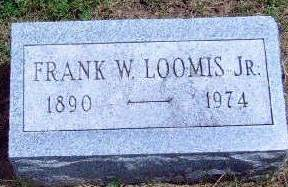 LOOMIS, FRANCIS WILLIAM, JR. - Madison County, Iowa | FRANCIS WILLIAM, JR. LOOMIS