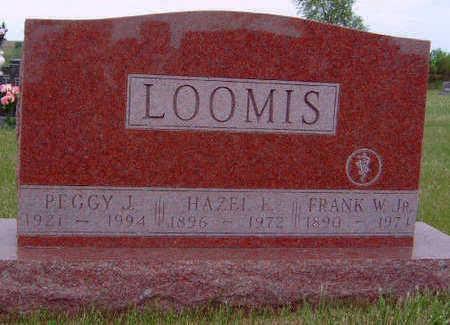 LOOMIS, PEGGY JANE - Madison County, Iowa | PEGGY JANE LOOMIS
