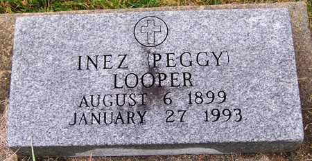 LOOPER, INEZ  (PEGGY) - Madison County, Iowa | INEZ  (PEGGY) LOOPER