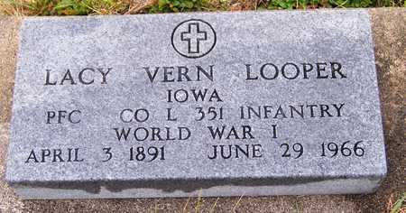 LOOPER, LACY VERN - Madison County, Iowa | LACY VERN LOOPER