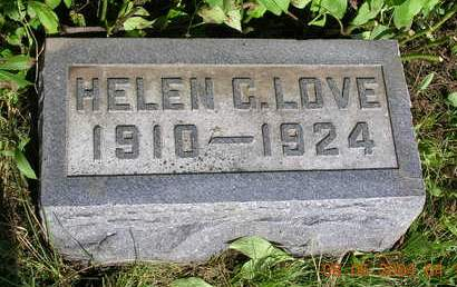 LOVE, HELEN GRACE - Madison County, Iowa | HELEN GRACE LOVE
