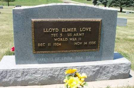 LOVE, LLOYD ELMER - Madison County, Iowa | LLOYD ELMER LOVE